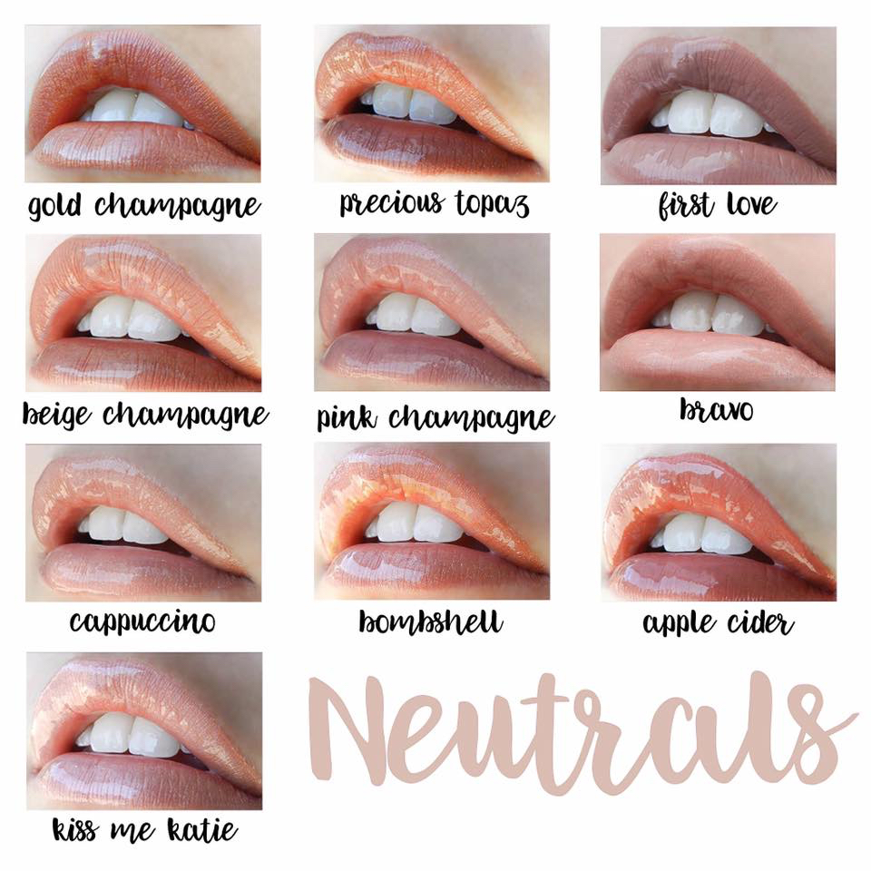 Neutrals  Nudes  Everlasting Beauty Co-2441